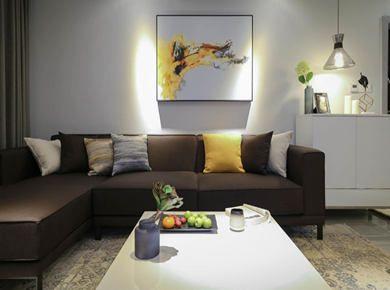 现代简约醇度/二室一厅/78/总价:75000万元