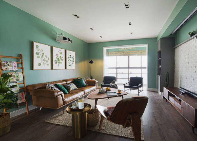 项目案例【佳天下装饰】简约素净家居设计