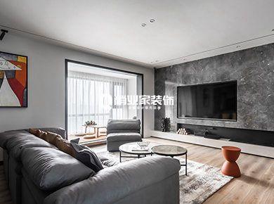 华润24城4房|现代风格|【俏业家装饰】