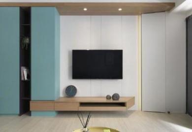 【佳天下装饰】现代三居室,格局规划太好了
